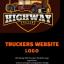 We Create Trucking  Logo